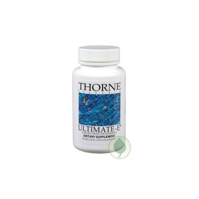 Thorne-Research-Ultimate-E®-60-Gelcaps